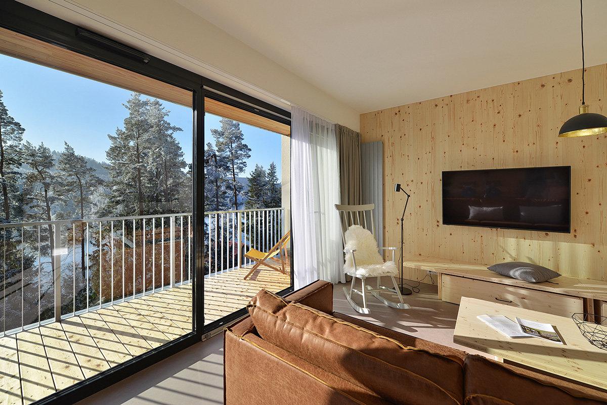 Domů | Element Lakeside Apartments